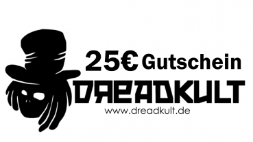25€ Voucher at DreadKult